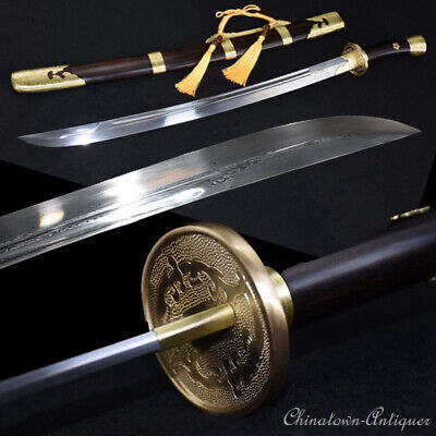 Thrilling Qing Dy Armed Forces Command Officer´s Sword