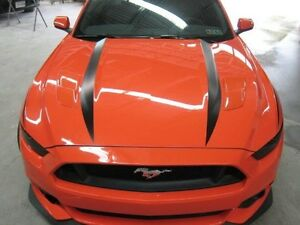 Mustang 2015 Black Matte