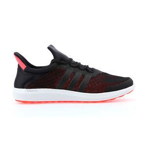 b09c156e2c816 New Original Adidas CC Sonic S78236 Black Red Running Shoes Men All ...