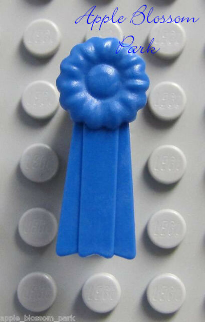 Scala Friends Award 3rd Place Rosette NEW Lego Belville Minifig YELLOW RIBBON