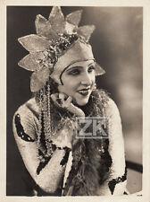 COLETTE DARFEUIL Costume Art déco Mode Bijoux GUARINO Adelqui MILLAR Photo 1927