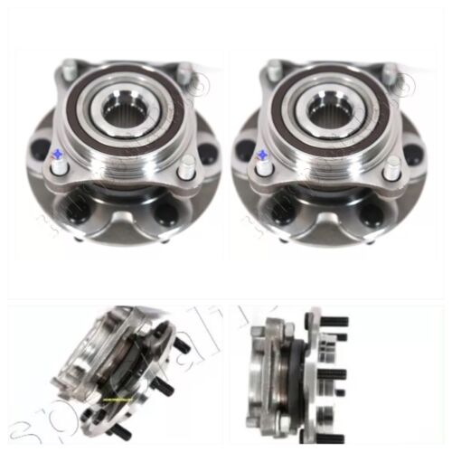 FOR 2005-2014 TOYOTA TACOMA 4X4-FRONT WHEEL HUB BEARING ASSEMBLY PAIR