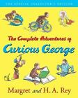 Curious George: The Complete Adventures of Curious George by H. A. Rey and Margret Rey (2001, Hardcover, Anniversary, Special, Teacher's Edition of Textbook)
