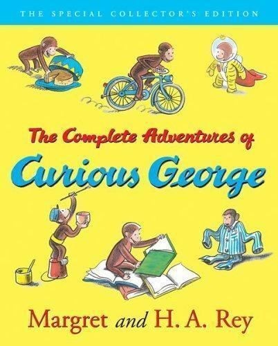 The Complete Adventures of Curious George, Anniversary Edition-ExLibrary