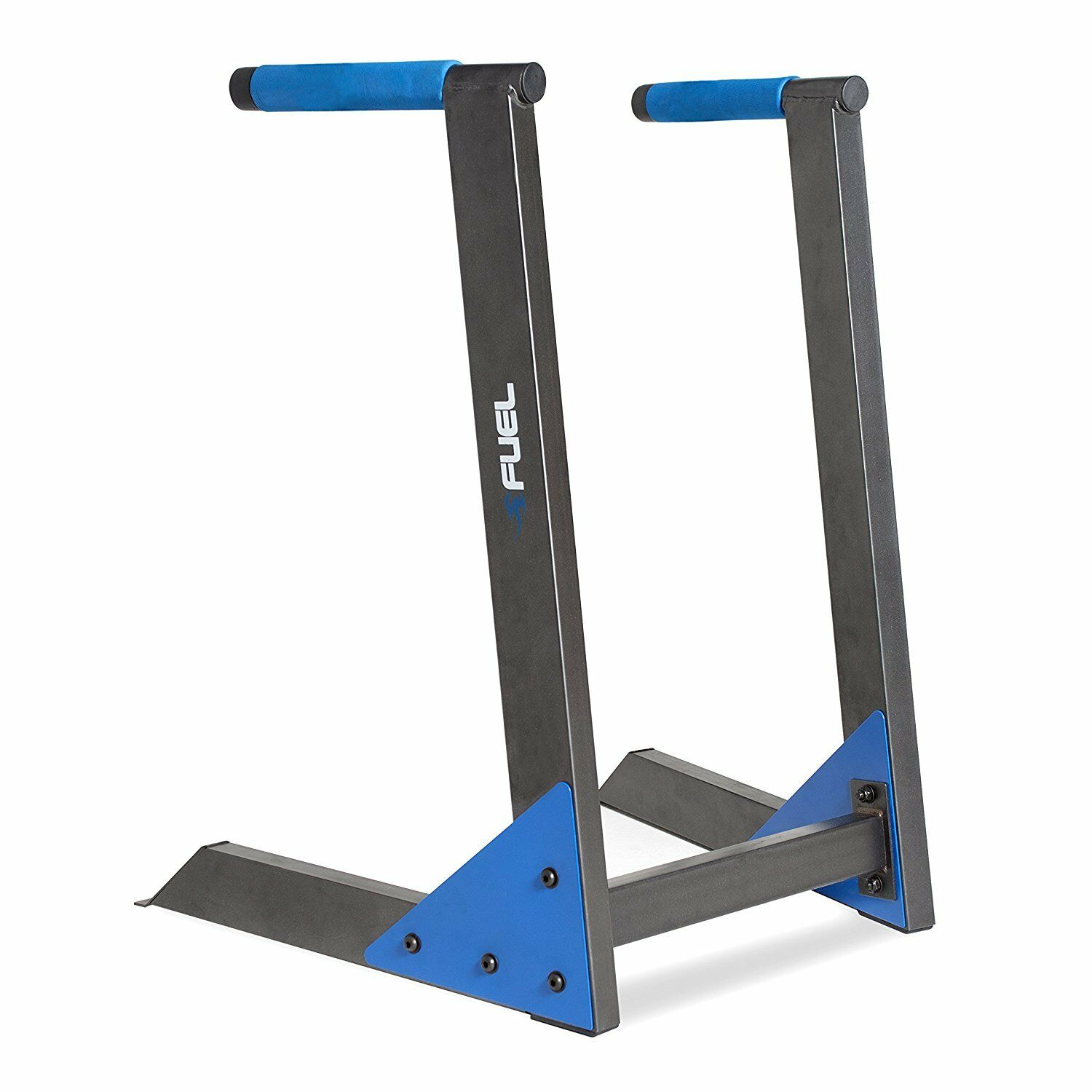 Muscle Building Gym  Dip Station Tricep Press Leg Knee Raise Chest Exercise Stand  simple and generous design
