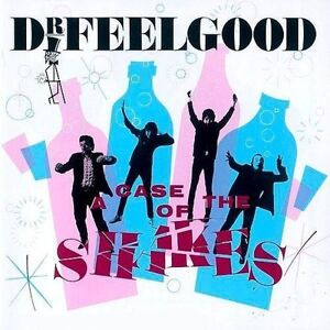 NEW CD Album Dr Feelgood  A Case of the Shakes Mini LP Style Card Case - High Wycombe, United Kingdom - NEW CD Album Dr Feelgood  A Case of the Shakes Mini LP Style Card Case - High Wycombe, United Kingdom