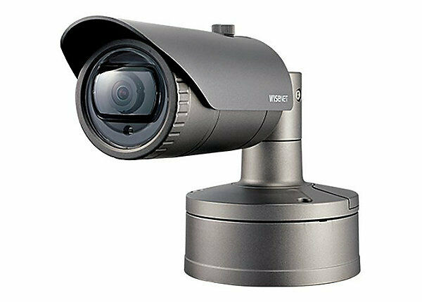 Samsung QNO-7010R WiseNet Q 4MP Network IR Bullet Camera with 2.8mm Fixed Lens