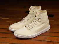 Air Jordan 1 Retro Hi Deconstructed Pack Sz 11 Natural Natural White 867338-100