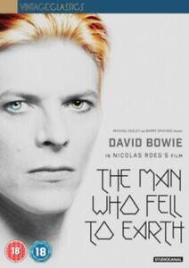 Nuevo-The-Man-Who-Fell-A-Tierra-DVD