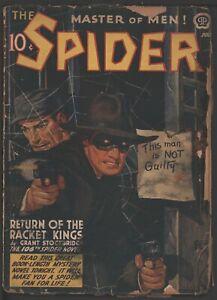 Spider 1942 July.