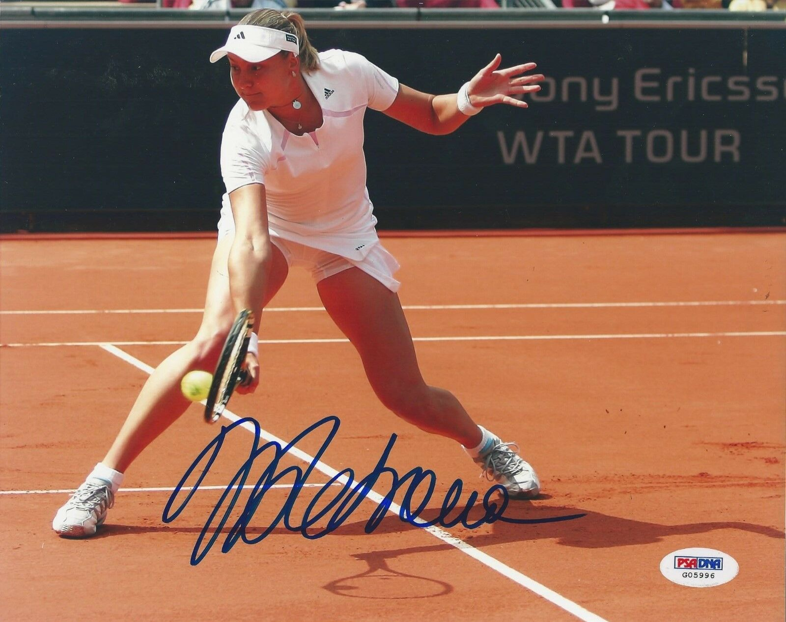 Nadia Petrova Signed 8x10 Photo - PSA/DNA # G05996