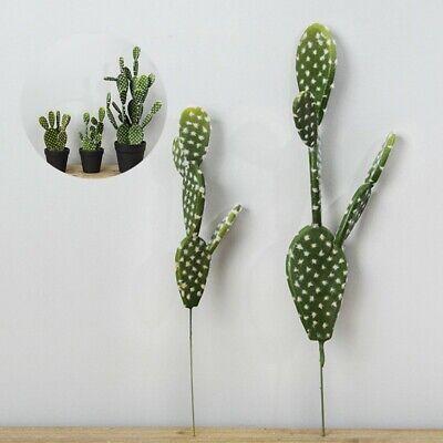 Artificial Succulent Plants 32 40cm, Outdoor Artificial Cactus Plants