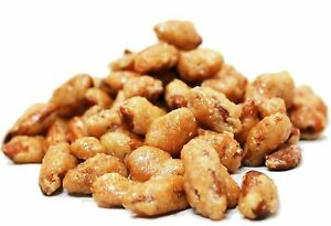 Cinnamon Flavored Toffee Covered Nuts by It's Delish, Toffee Mixed Nuts, 5 lbs