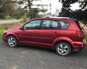 2005 Pontiac Vibe -