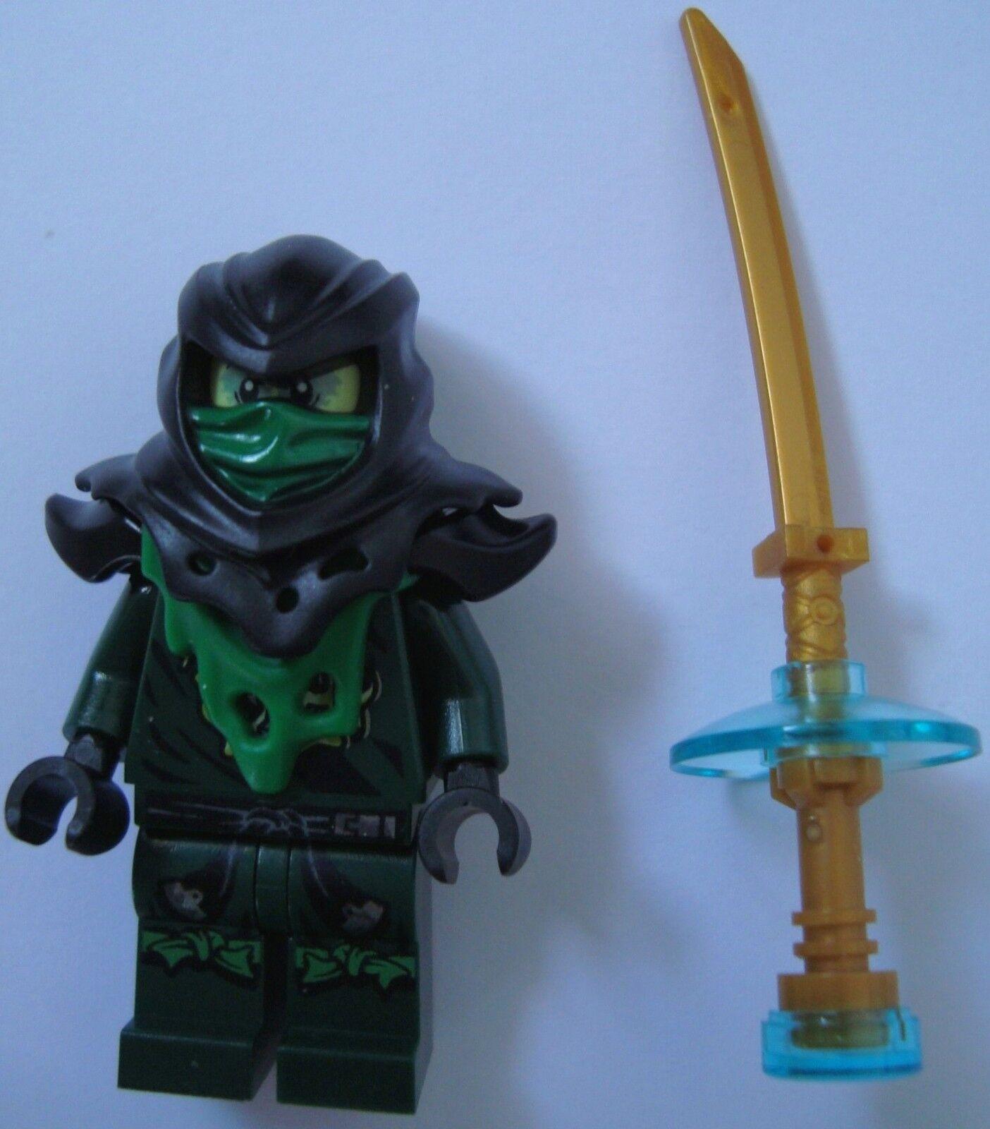 Lego® Ninjago® böser grüner Grün Ninja Evil Grün grüner Ninja mit Schwert aus 70732 Neu bdd67d