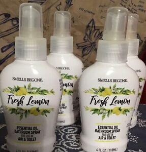 smells begone essential oil bathroom spray use toilet