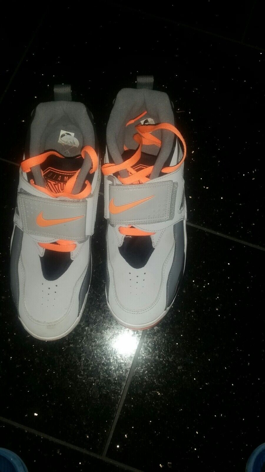 Nike air Diamond Turf  Gr. 42