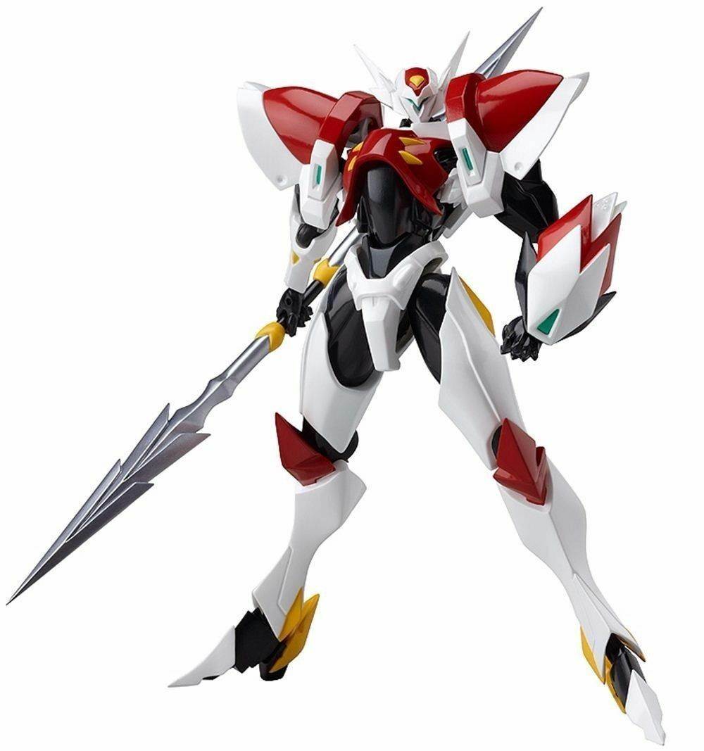 Figma 137 Tekkaman Blade Figure Max Factory NEW from Japan