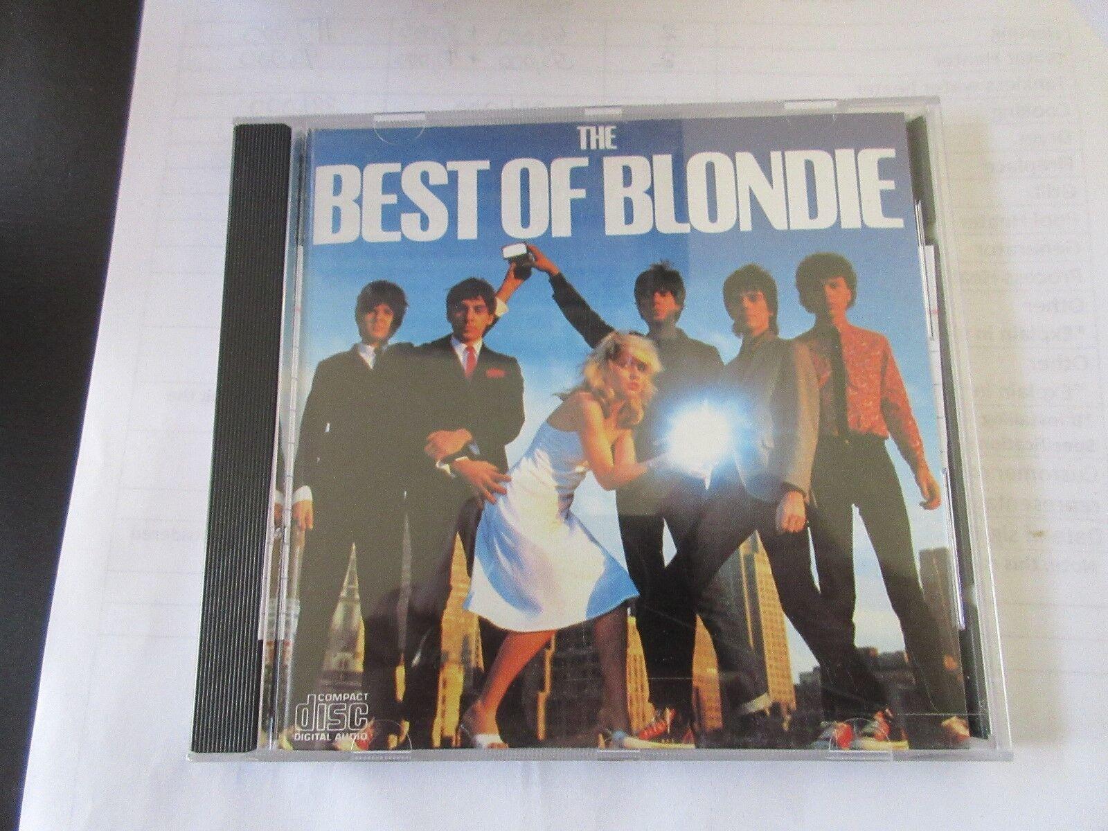 BLONDIE , The Best Of , CD 94632133724