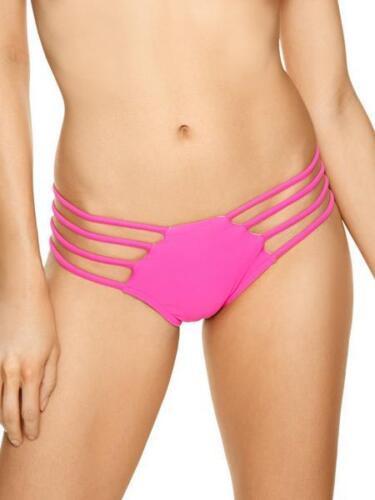 Ann Summers Ceilo Bikini Bottoms Size 16 New with Tags RRP £12 Pink Swim EU 42