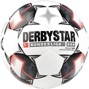 Derbystar-offizieller-Bundesliga-Spielball-Brillant-Fussball-Matchball-2018-2019