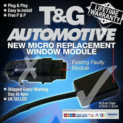 Renault Megane / Scenic electric window module. Repair. Fixes to your motor