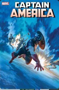 Captain America #20 A Ross Variant 2020