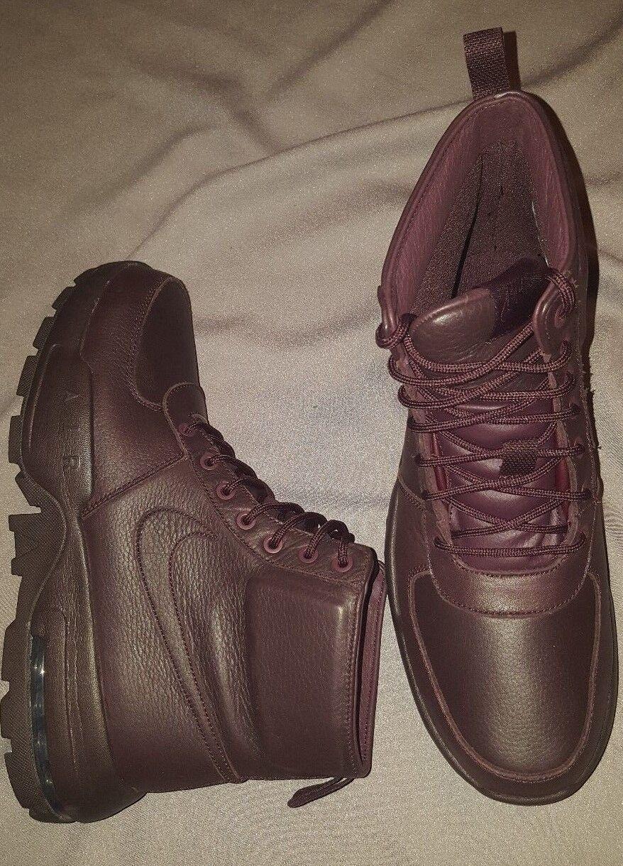 Nike Uomo air max goaterra 2.0 in borgogna 916816 601 Uomo Nike scarpe noi 10,5 nuova f5bad6