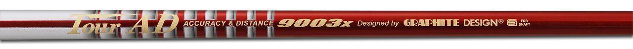 GRAPHITE Design gira Ad 9003 ( X ) Eje De Controlador De Grafito Flex con punta de .335