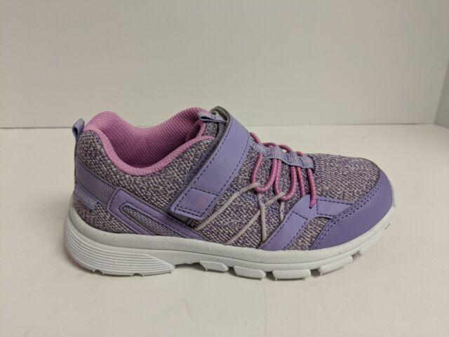 Stride Rite Ocean Sneaker Purple Little