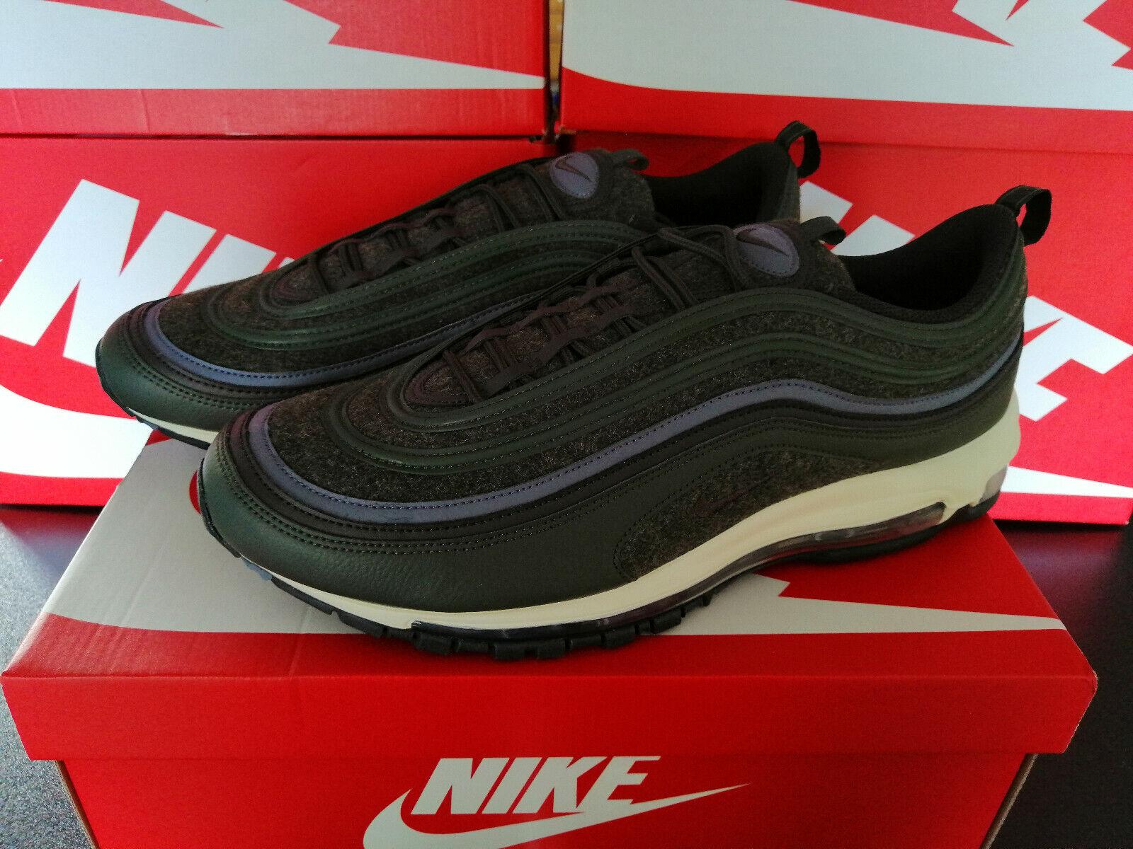Nike Air Max 97 Wool Sequoia EU 49.5 US 15 2595eb yoiqmu