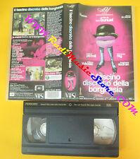 VHS film IL FASCINO DISCRETO DELLA BORGHESIA Luis Bunuel AY 00193 (F136)no dvd