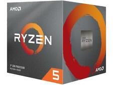 AMD 100-100000022BOX Ryzen 5 3600x 3.8GHz 6 Core AM4 Boxed Processor