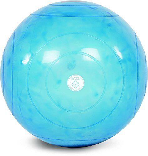 BOSU Ballast Exercise Ball, 65cm, Blau