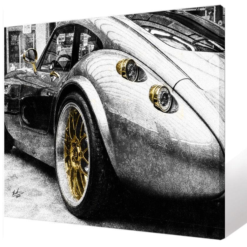Auto Voiture de images sport noir blanc images de Image Toile Abstrait Art Art pression 635 a 6b5775