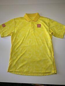 UNIQLO-x-Novak-Djokovic-DRY-EX-Polo-Shirt-SMALL