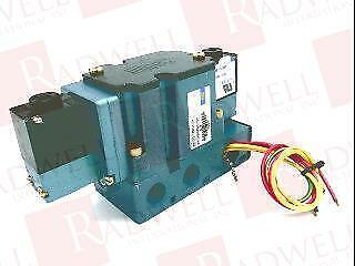 USED TESTED CLEANED MAC VALVES INC 6341D-211-PM-111DA 6341D211PM111DA