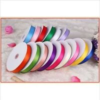 2016 HOT sale NEW DIY Craft 25 Yards 3mm-38mm Satin Ribbon Decor Wedding Party