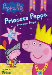 Peppa-Pig-Princess-Peppa-Bilingual-Canadi-New-DVD