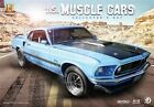 US Muscle Cars (DVD, 2016, 4-Disc Set)