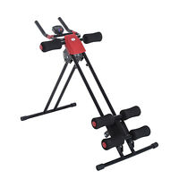 Ab Cruncher Abdominal Trainer Exercise Fitness Core Machine