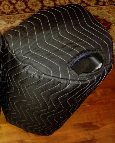 Qty of 1 = 1 Pair! 2 BEHRINGER B110D B 110D Premium Padded Black Covers