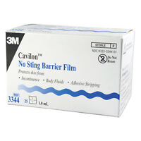 Cavilon No Sting Barrier Film By 3m, Wipes Or Spray Bottle