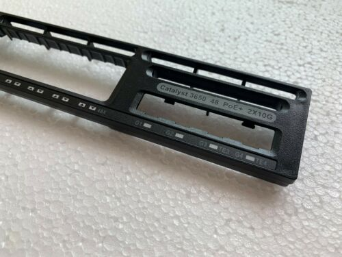 New style Cisco WS-C3650-48FD-S Faceplate for Replacement