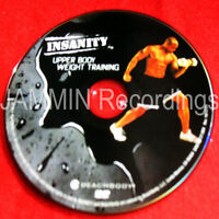 Insanity - Upper Body Weight Training - 1 Dvd