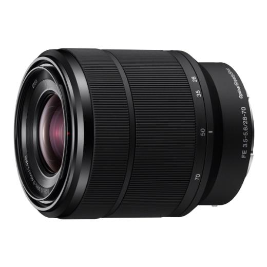 Sony FE 28-70mm f3.5-5.6 OSS E Mount Lens: White Box TA0656