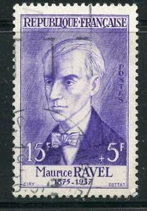 STAMP-TIMBRE-FRANCE-OBLITERE-N-1071-CELEBRITE-MAURICE-RAVEL-COTE-10