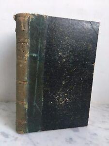 M. W. Thackeray La Feria a Las Vanités Tomo Second París Hachette 1876