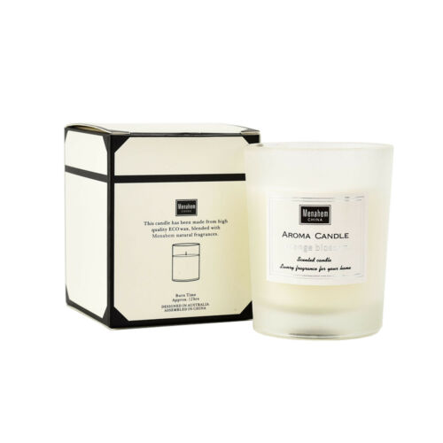 Luxury Glass Jar Candles Home Fragrance Gift /& Candle Burner-Mini Cup