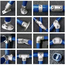Key Clamp Handrail System Connectors Pipe Tube Q Fittings Railings Steel Tube